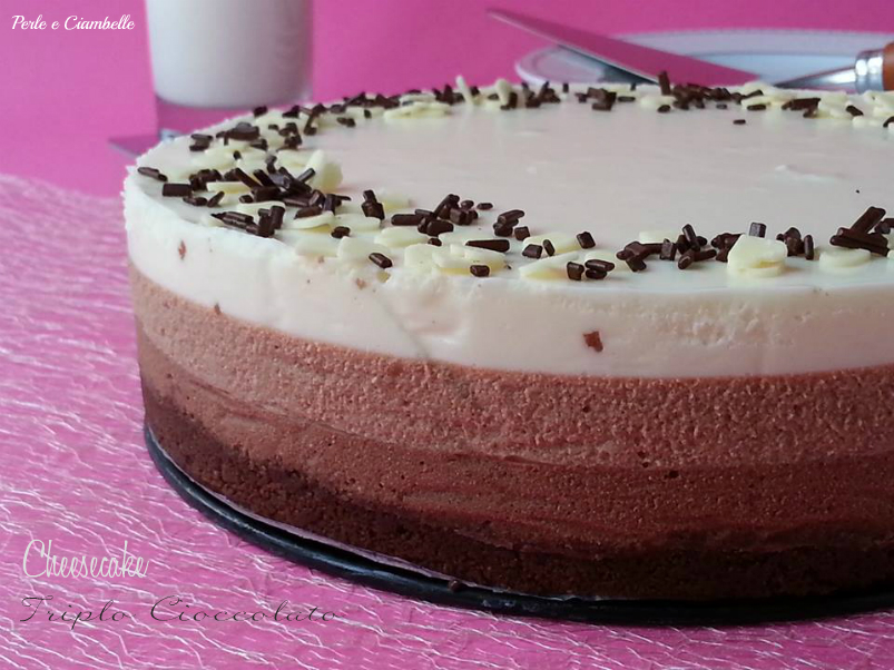 cheesecaketriplocioccolatoFINEART