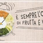 FRUIT 24 ...è sempre l'ora di frutta e verdura....
